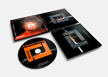 Strange Fiction - Orange digipack